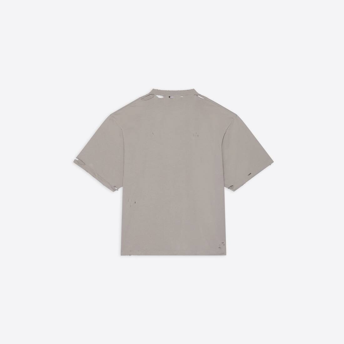 Display zoomed version of blurry wide fit t-shirt 2