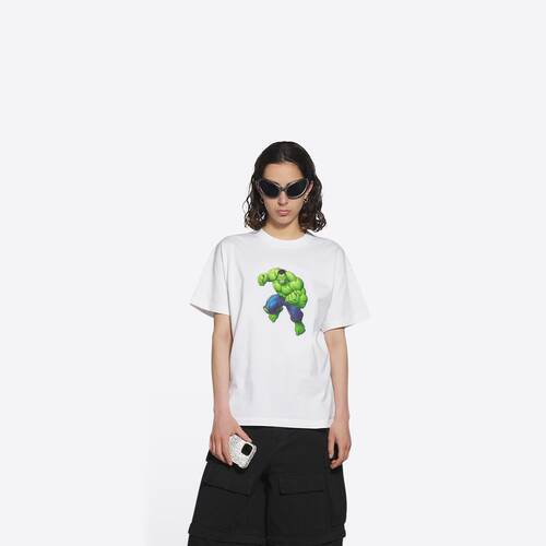 camiseta medium fit hulk©2021marvel
