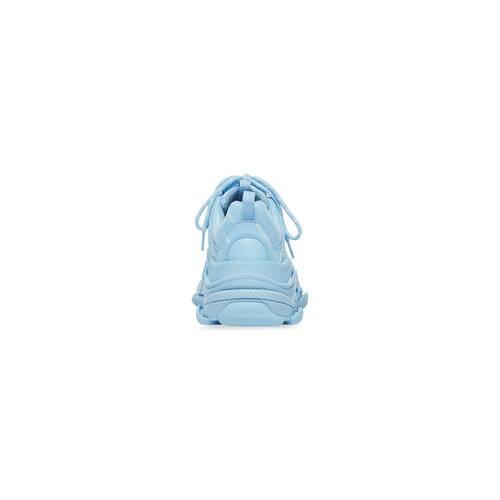 sneakers triple s con logo allover