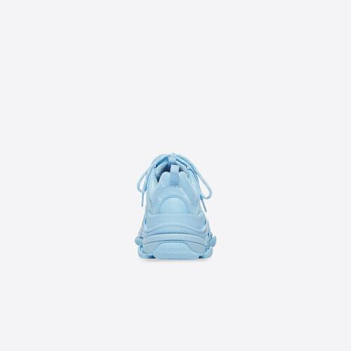 triple s sneaker mit allover-logo