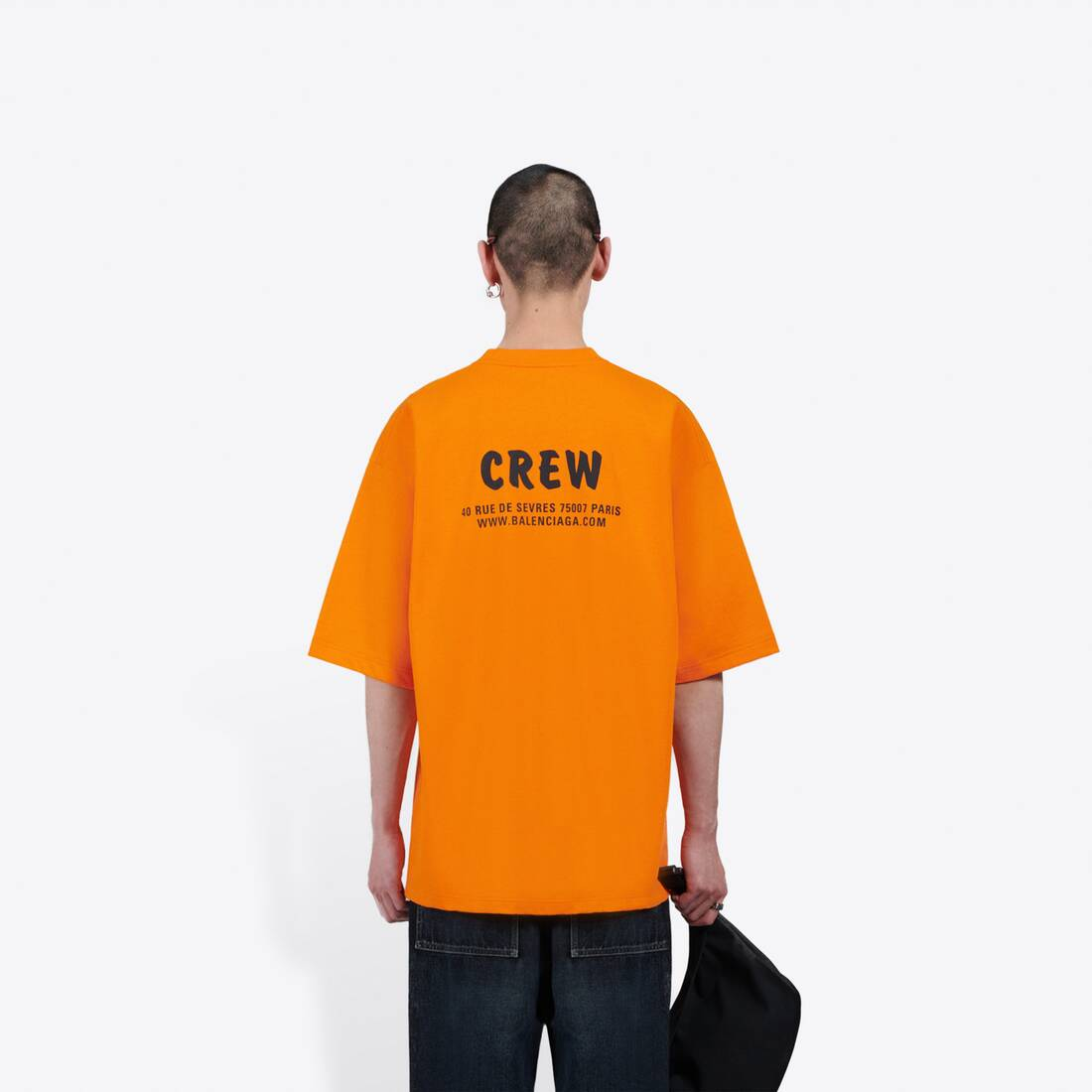 Display zoomed version of t-shirt crew 7