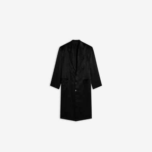 large fit coat