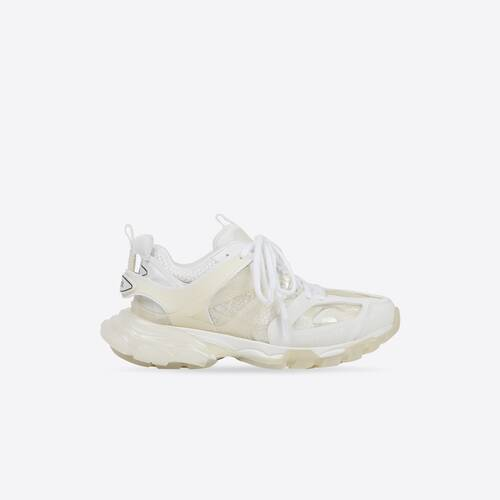 sneakers track clear sole