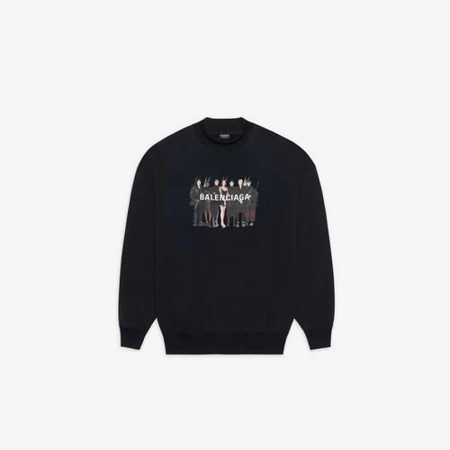 real balenciaga 2 クルーネックセーター