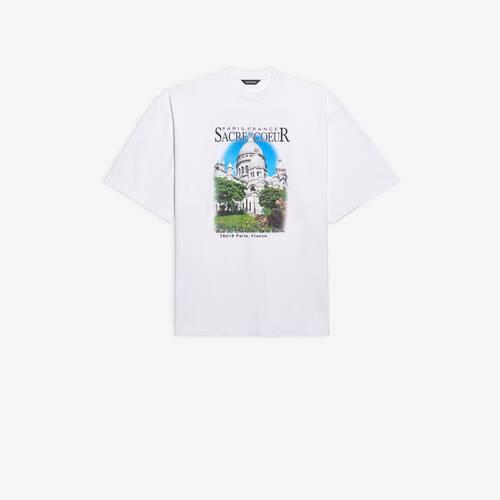 sacré cœur xl 티셔츠