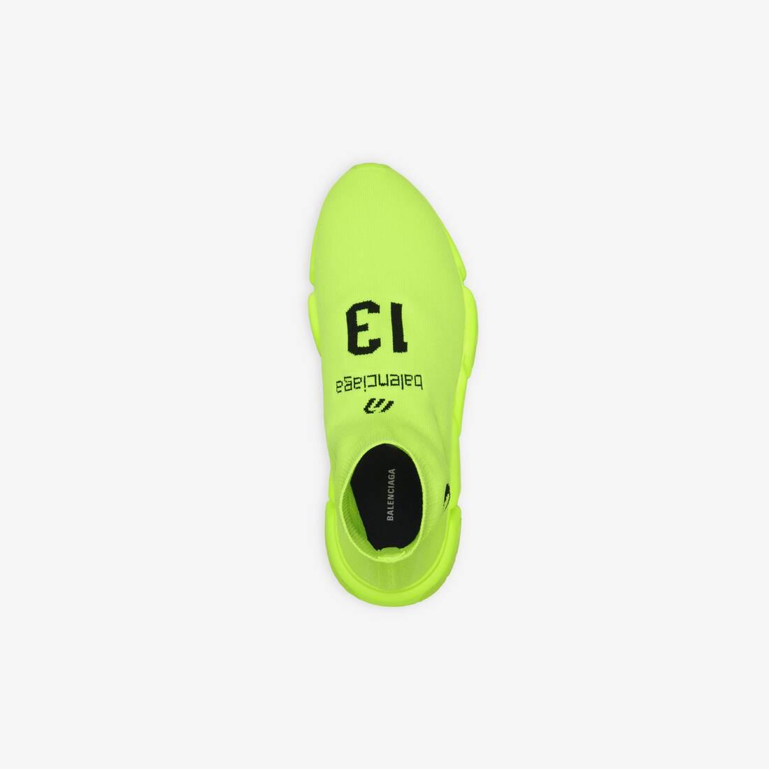Display zoomed version of speed sneaker 4