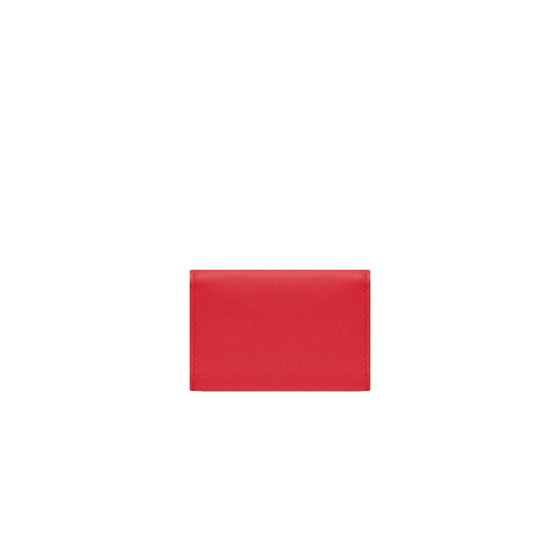 Display zoomed version of papier mini wallet 2