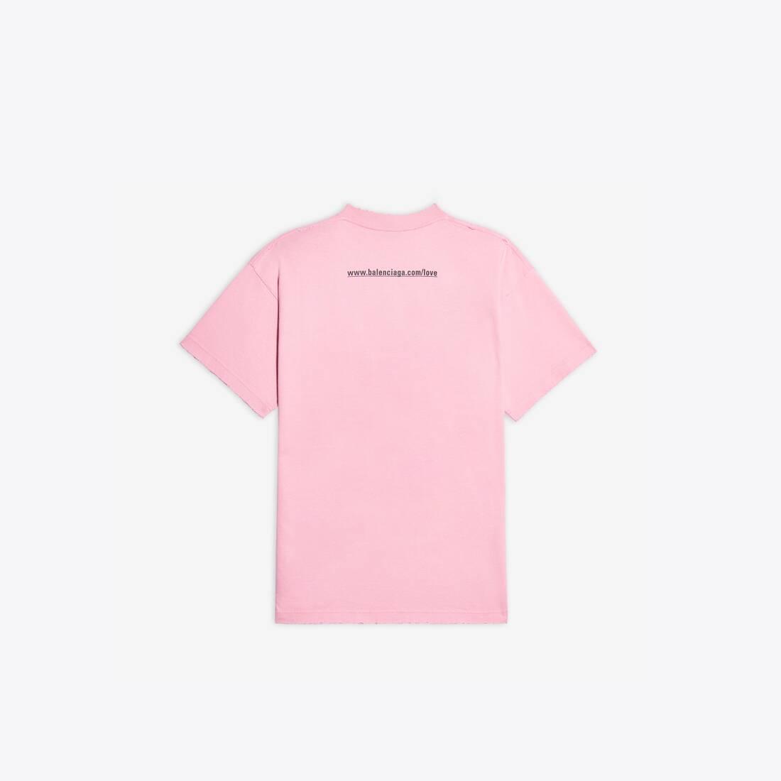 Display zoomed version of i love u medium fit t-shirt 2