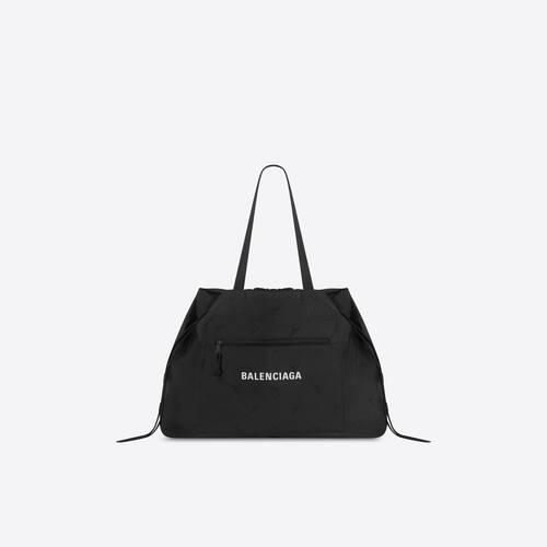 expandable tote bag