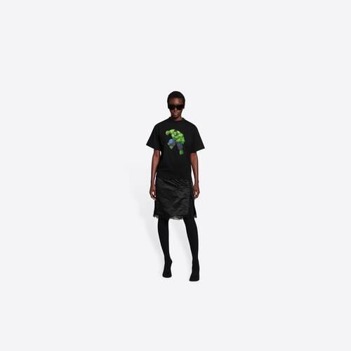 hulk©2021marvel スリップドレス tシャツ