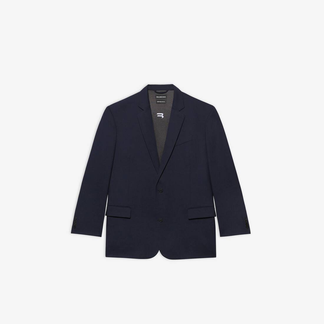 Display zoomed version of one size tailored blazer 1