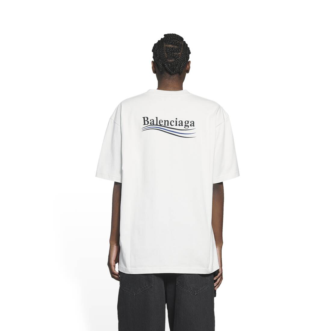 Display zoomed version of camiseta con ajuste grande political campaign 5