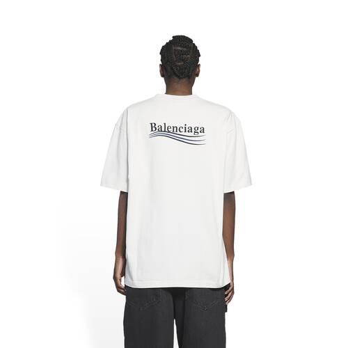camiseta con ajuste grande political campaign