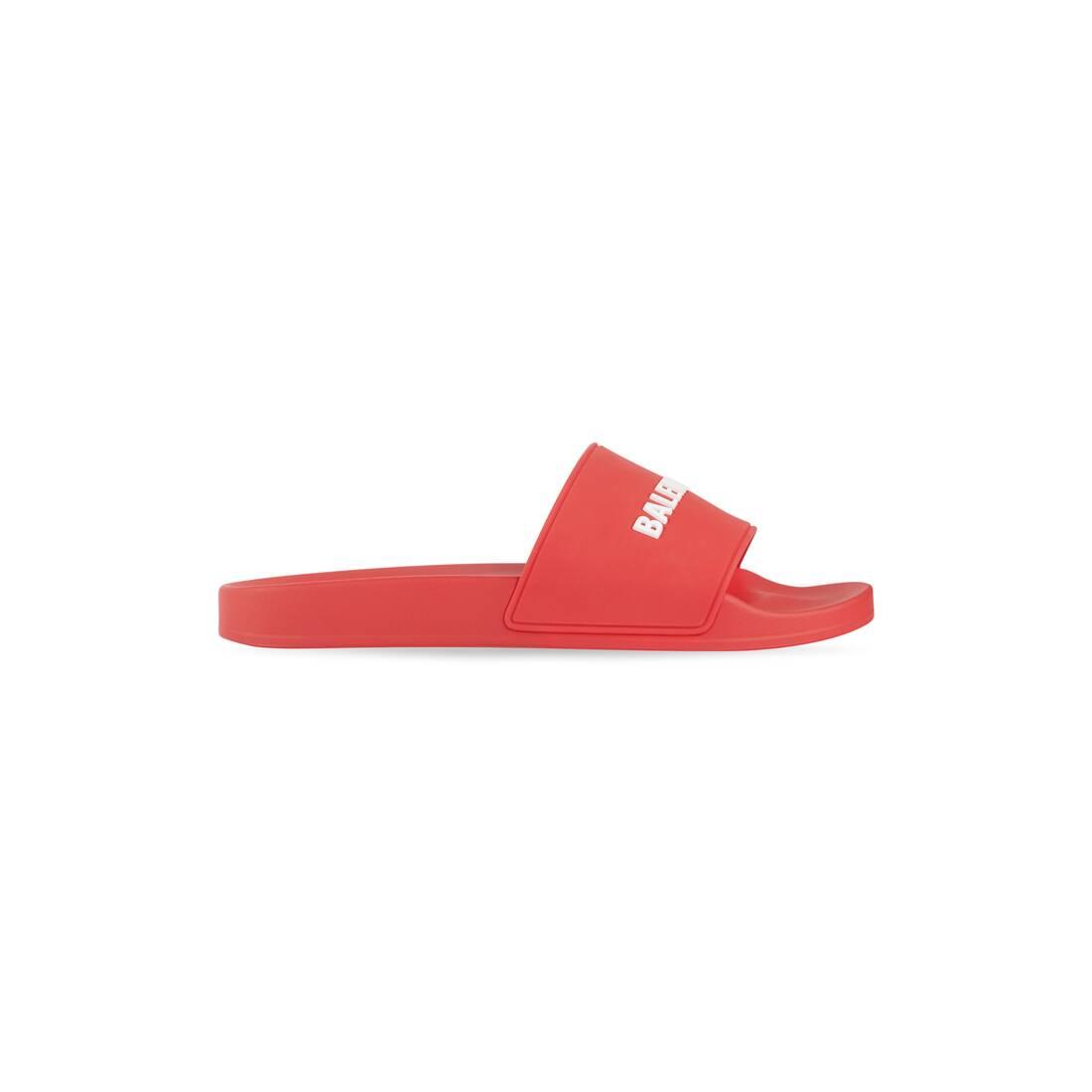 Display zoomed version of pool slide sandal 1