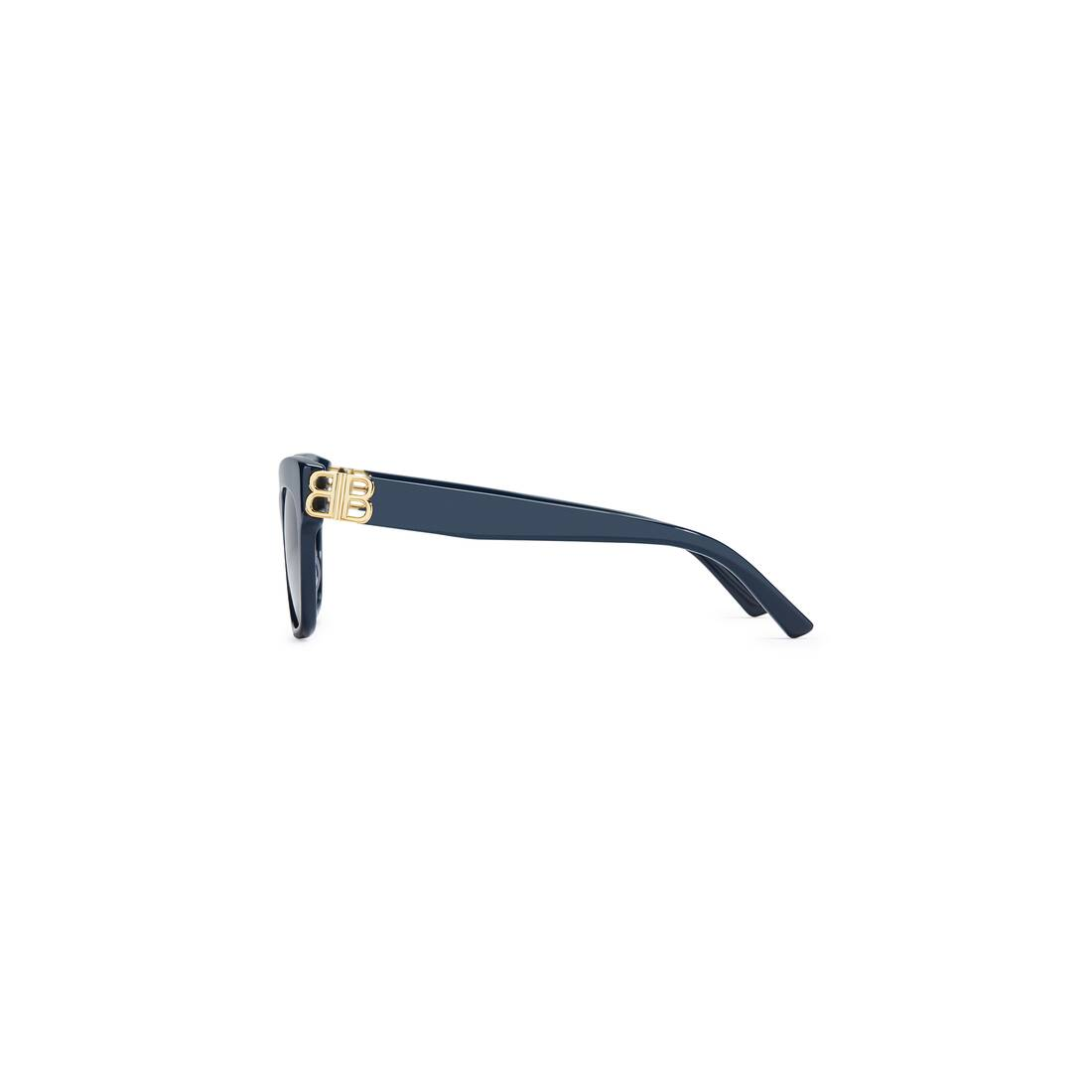 Display zoomed version of dynasty square sunglasses 2