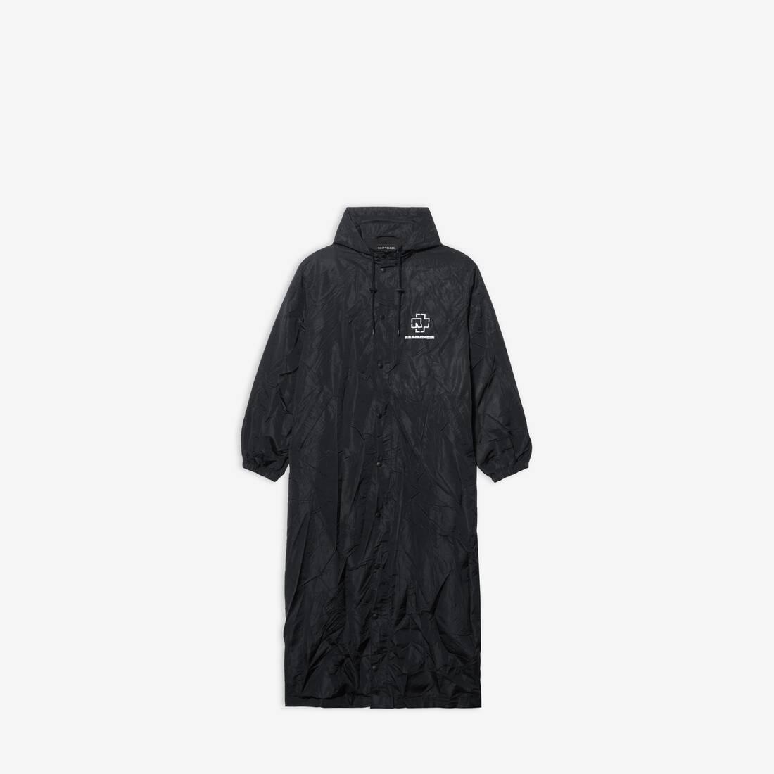 Display zoomed version of rammstein raincoat 1