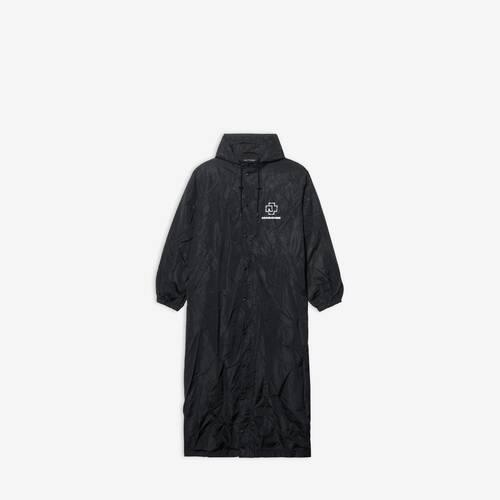 rammstein regenmantel