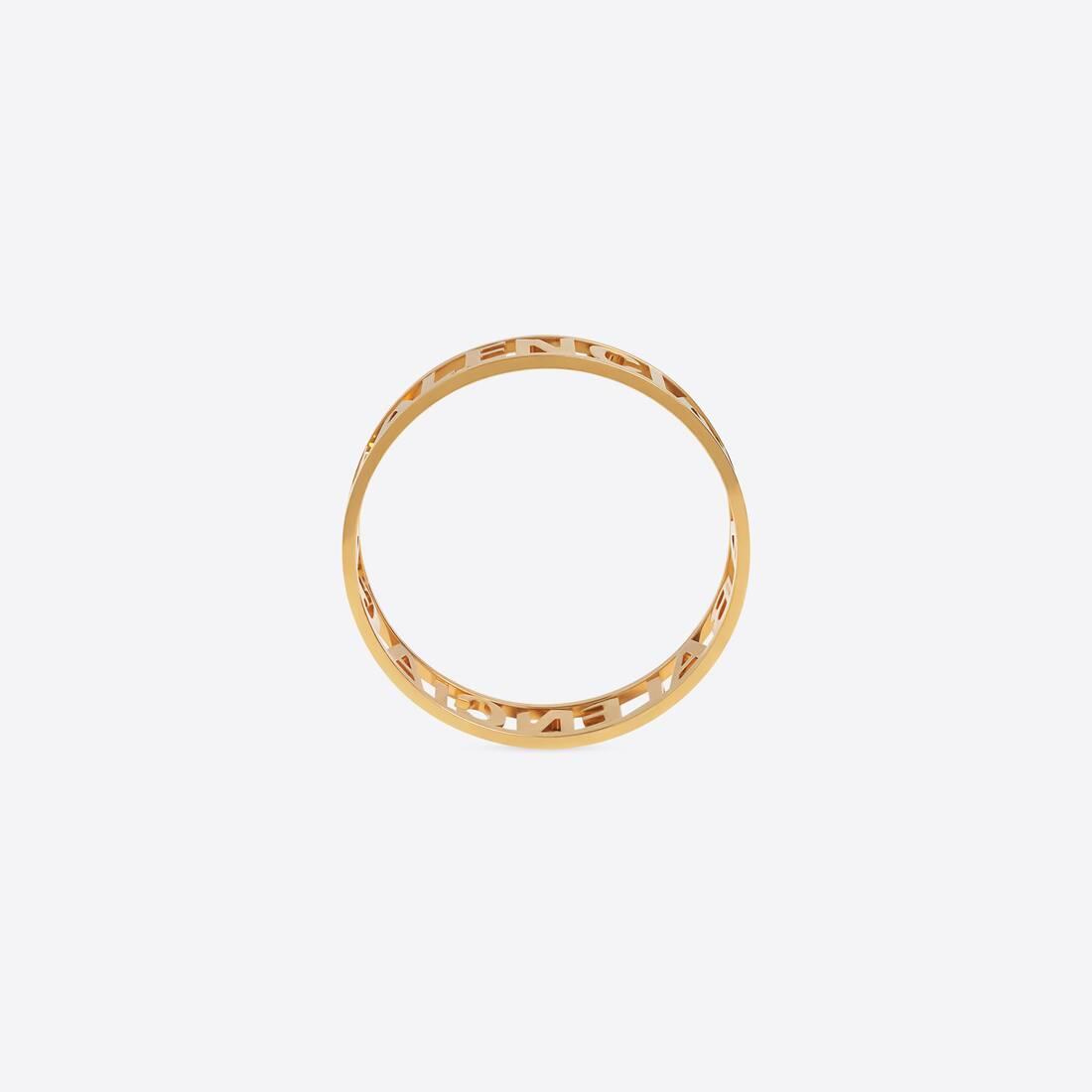 Display zoomed version of logo bracelet 2