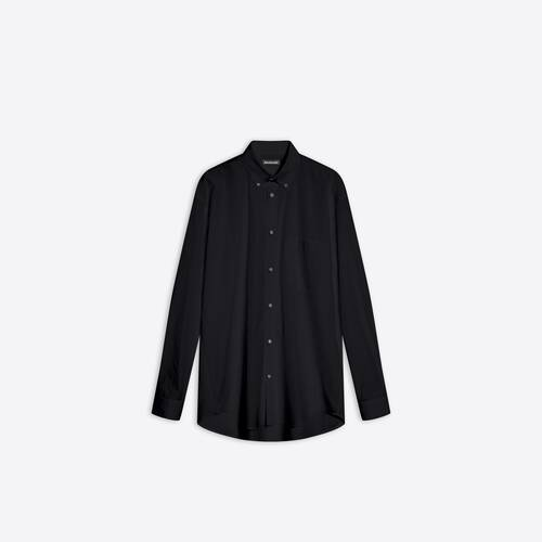 normal fit shirt