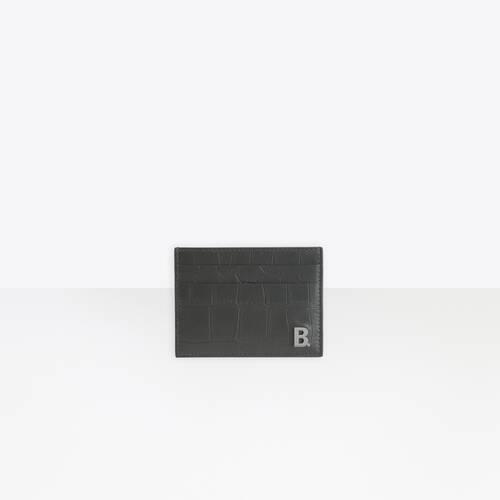 b. card holder