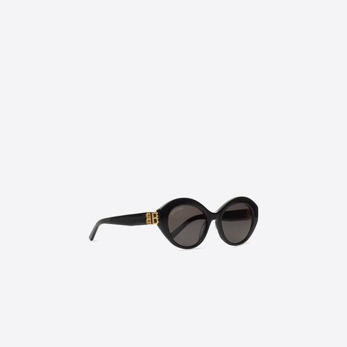 dynasty oval sunglasses