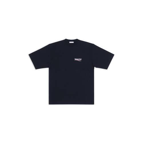oversized balenciaga  t-shirt