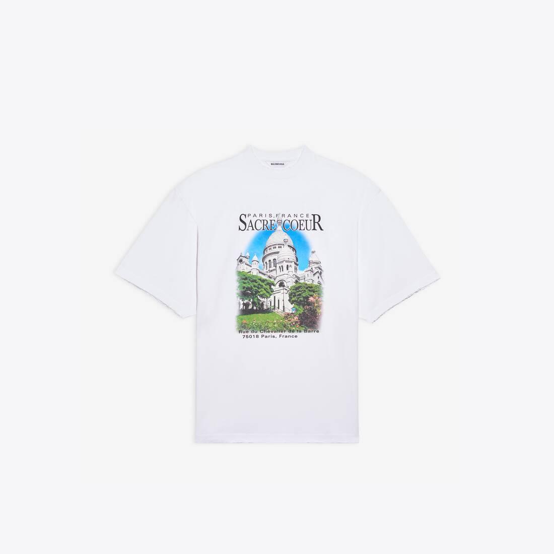 Display zoomed version of sacré cœur xl t-shirt 1