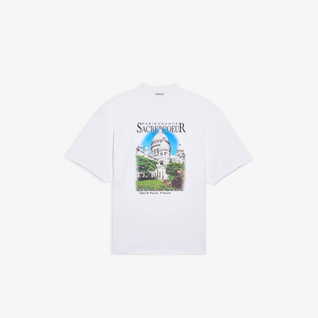 Display zoomed version of sacré cœur xl t-shirt 1