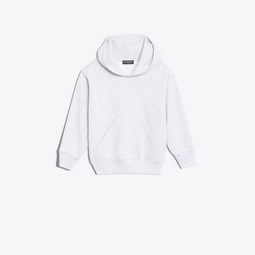 hoodie sweater 'balenciaga' - kids