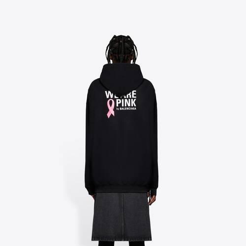 we are pink medium fit hoodie