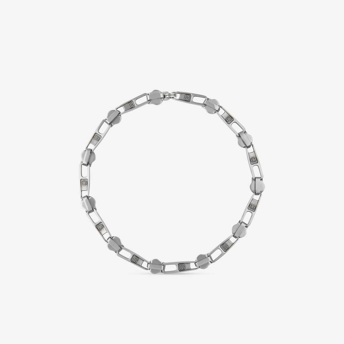 Display zoomed version of zip necklace  1