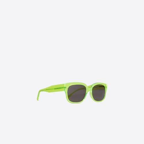flat-d frame sunglasses