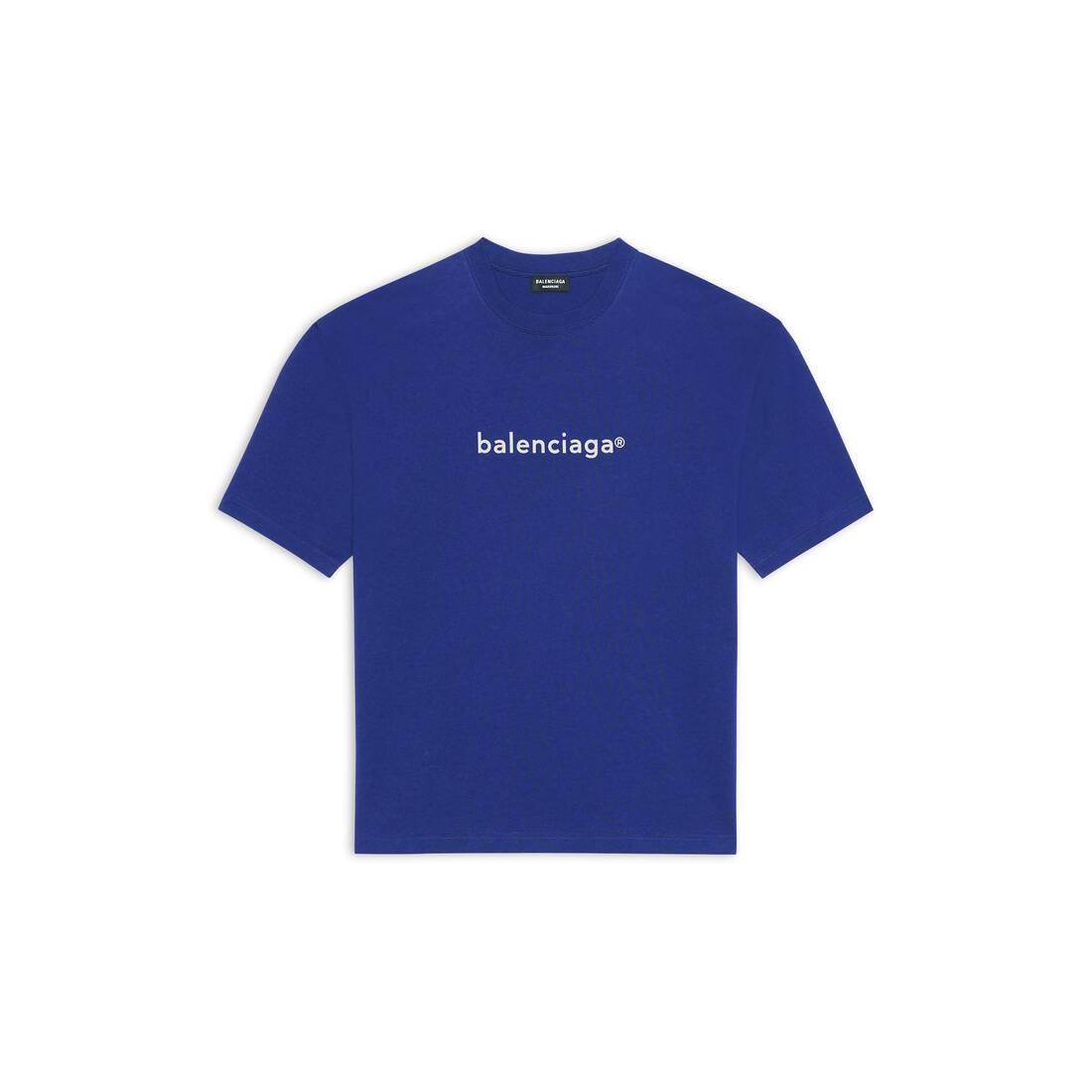 Display zoomed version of camiseta de ajuste mediano new copyright 1
