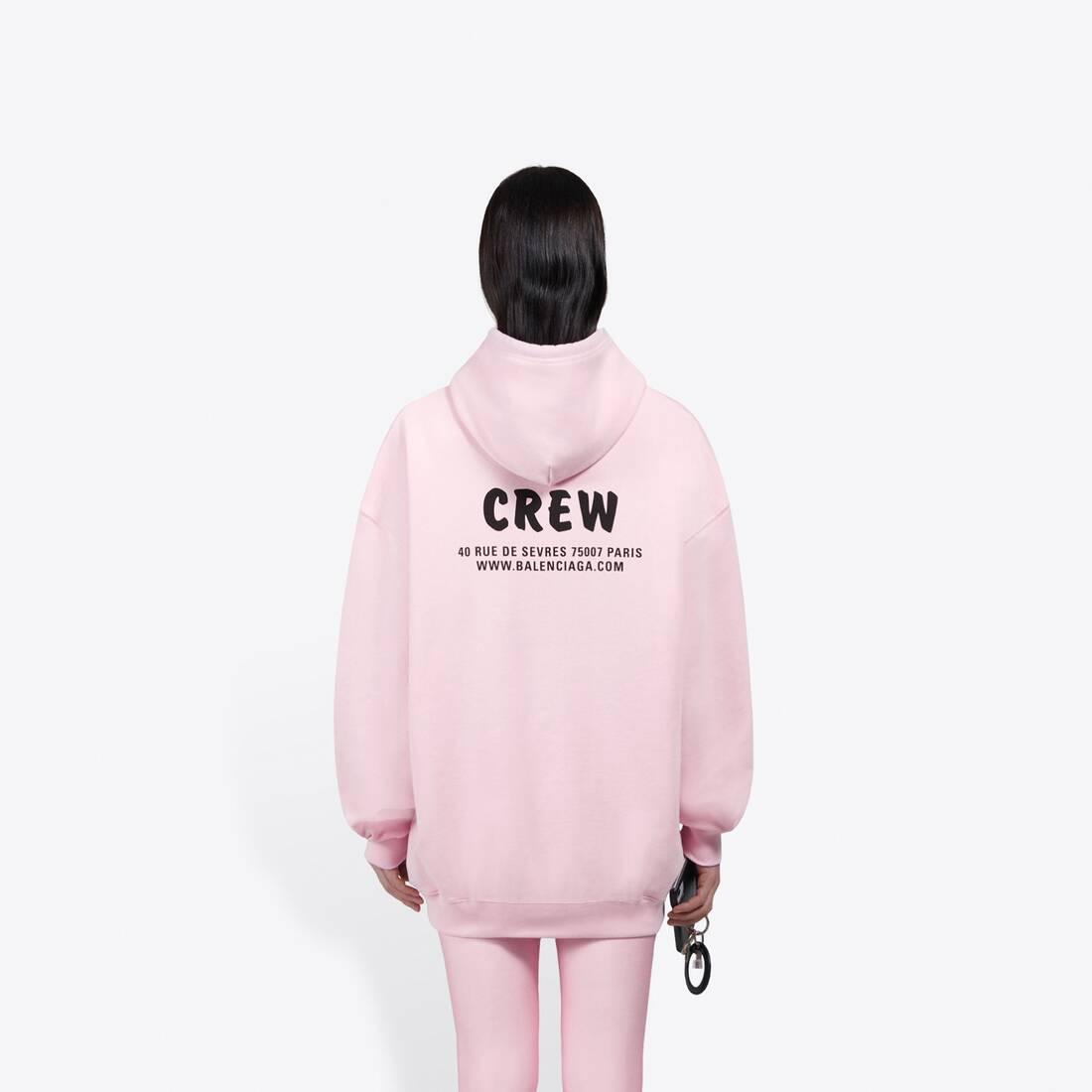 Display zoomed version of crew hoodie 5