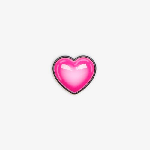 sticker heart ring