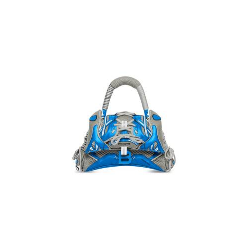 sneakerhead small top handle bag