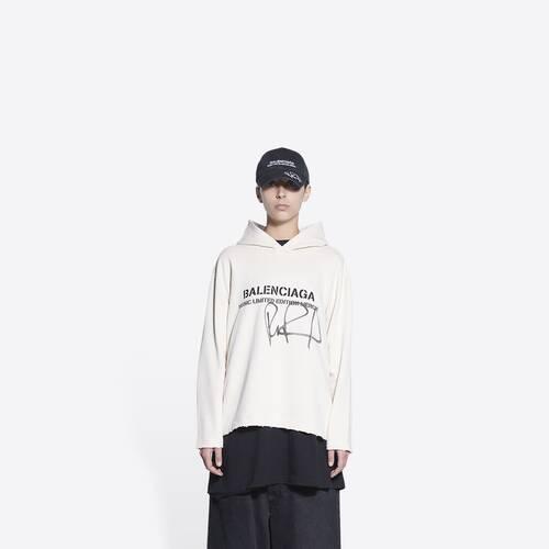 rupaul cropped hoodie