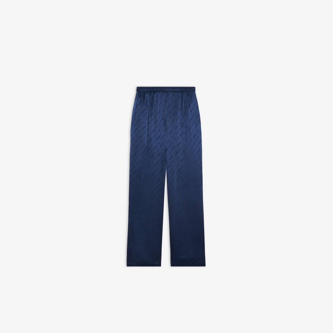 Display zoomed version of allover logo pajama pants 2