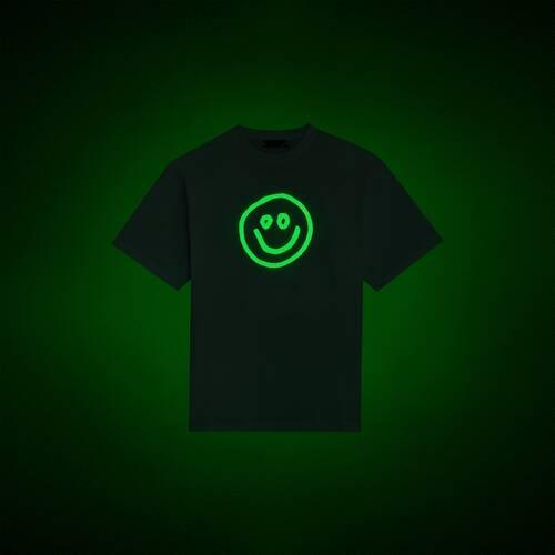 gitd smile boxy t-shirt