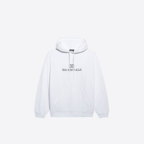 bb pixel medium fit hoodie
