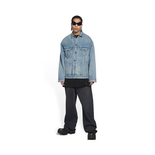 college large fit jacket