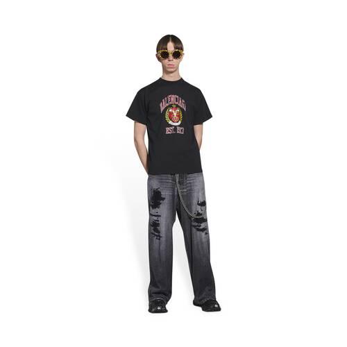 college medium fit t-shirt