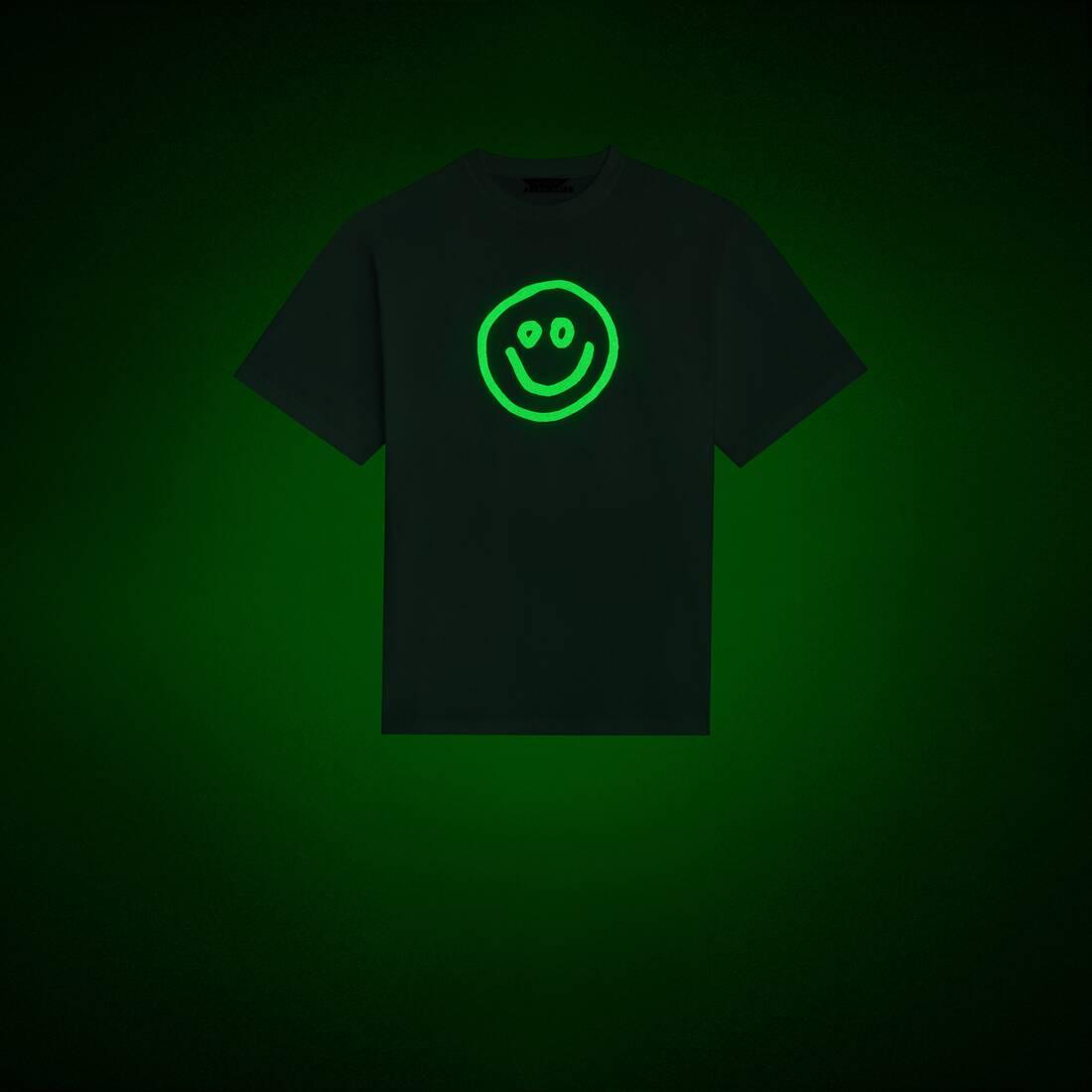 Display zoomed version of glow flatground tシャツ  2