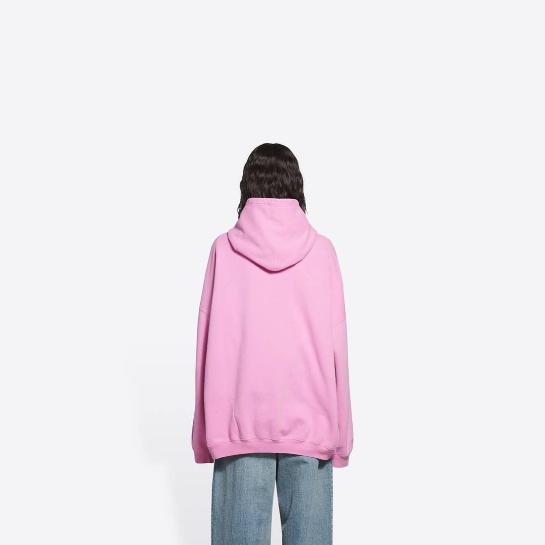 Display zoomed version of pride boxy hoodie 5