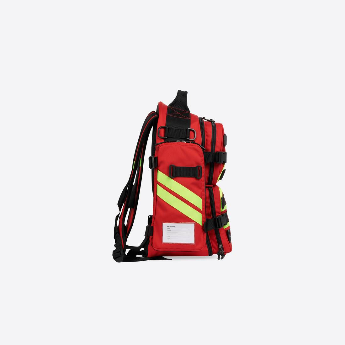 Display zoomed version of fire backpack 3