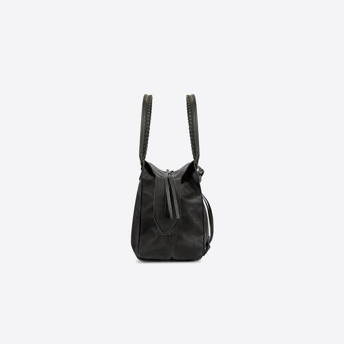 neo classic large top handle bag