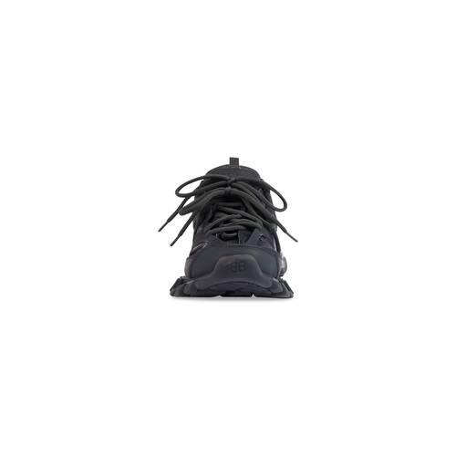 zapatilla track clear sole