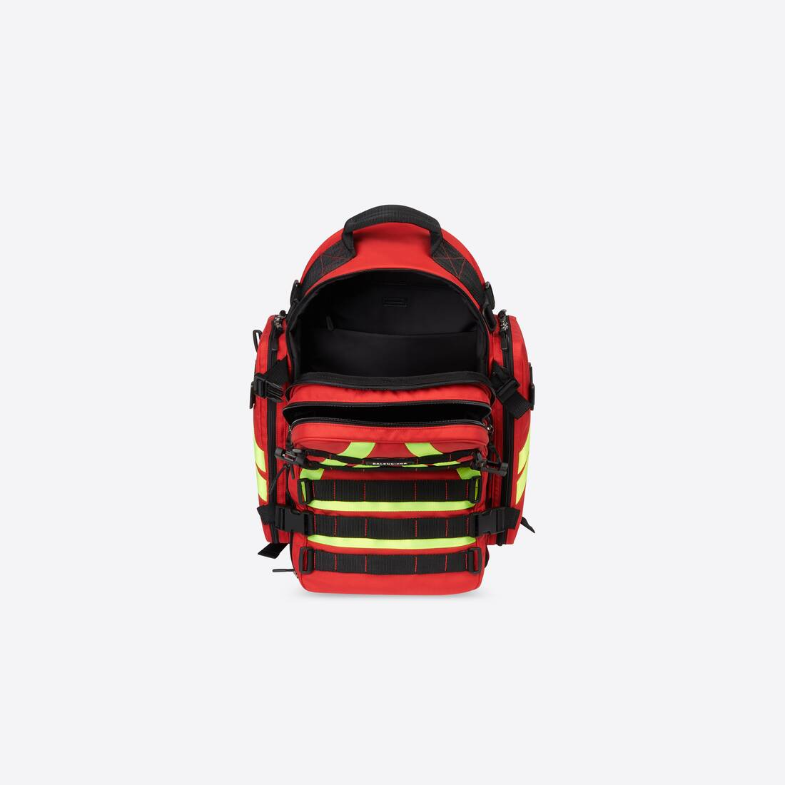 Display zoomed version of fire backpack 4