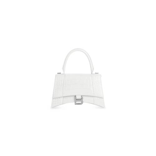 hourglass kleine top handle bag
