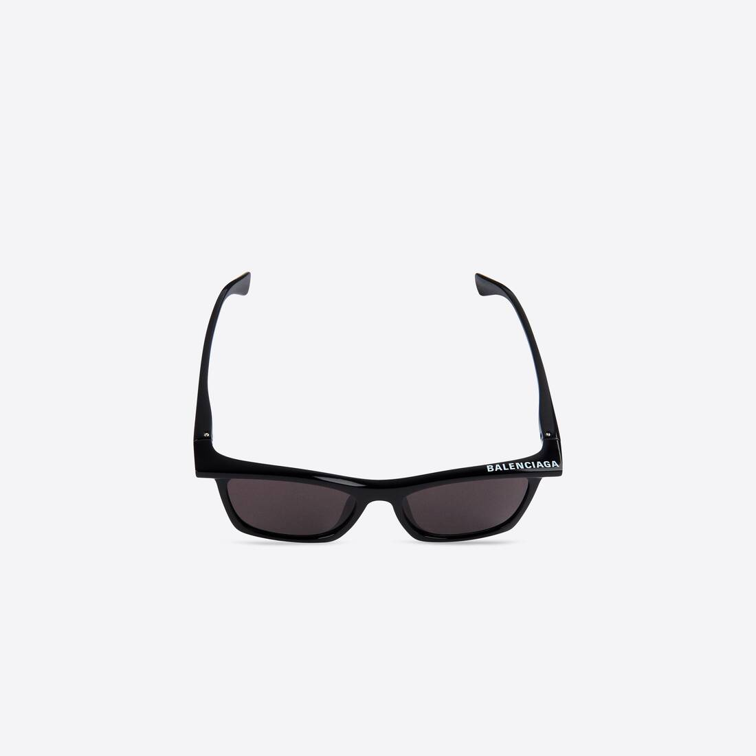 Display zoomed version of rim rectangle sunglasses adjusted fit 5